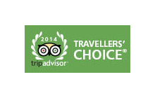 Trip Advisor World No.2